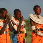 massai women small